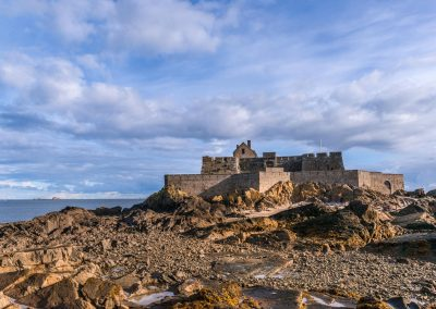 Plage & Fortification - Saint-Malo_