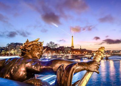 pont Alexandre 3 - 9 décembre 2015_