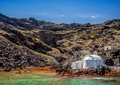 Santorin le volcan - grèce 23 avril 2015