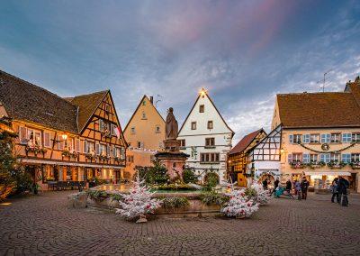 Eguisheim village préféré des Français 2015