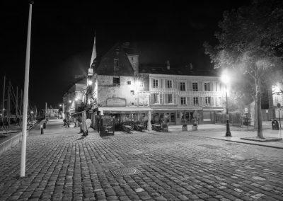 La nuit à Honfleur - 24 juin 2018