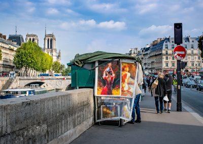 Les couleurs de la seine - Paris 30 seeptembre 2016_