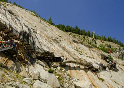 L'escalier des grottes de glace www