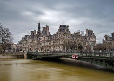 Mairie de Paris - 29 janvier 2018_