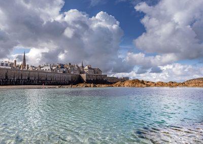Mer et Saint-Malo