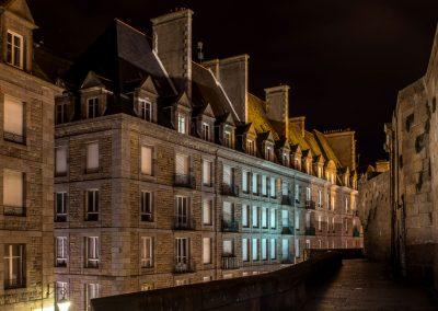 Passage de fortification - Saint-Malo