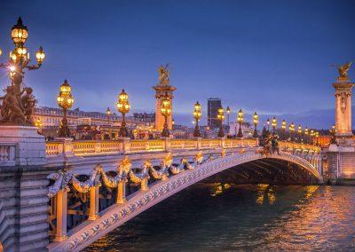 Pont Alexandre 3 - Paris 4 janvier 2014 (froid)