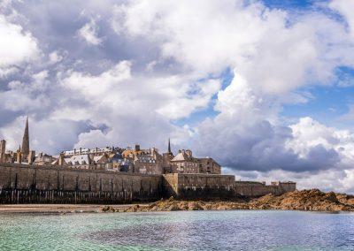 mur de Saint-Malo_